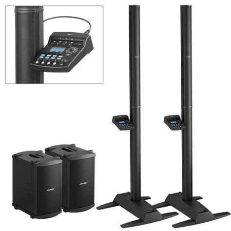 Bose L1 1s Premium Set sound system chicago uplighting rental
