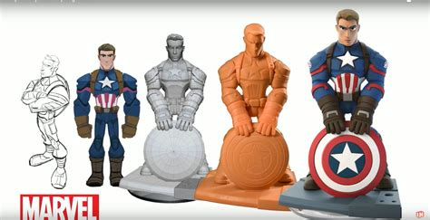 all marvel infinity characters four new marvel characters revealed for disney infinity
