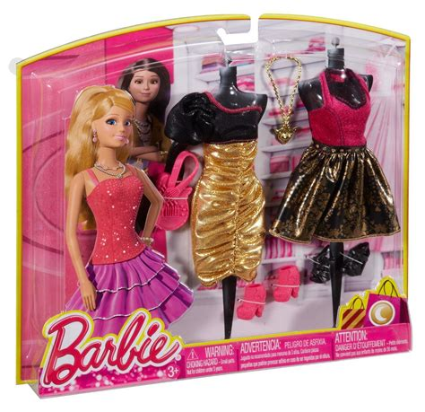 house of dolls clothing barbie doll clothes set night looks fashion dress dream house bcn75 163 11 99