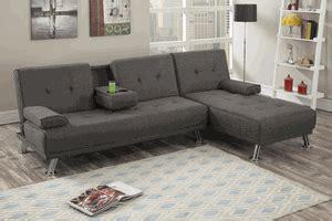adjustable sectional futon mindys home goods