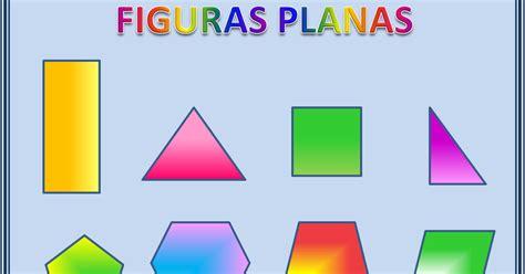 figuras geometricas no planas aprendemos con xeito figuras planas