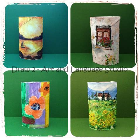 Crafts You Can Do With Paper - miss pang 11 things you can do with toilet paper rolls
