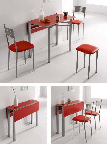 conjunto de mesa plegable  sillas ideas  el hogar mesas plegables cocina mesas de