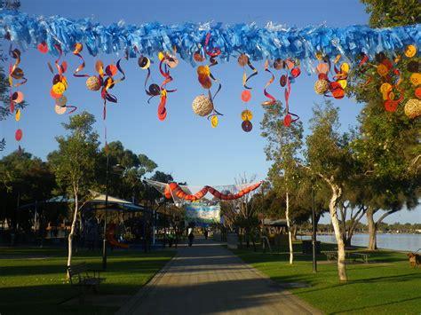 festival decorations stretch festival 2013 perth