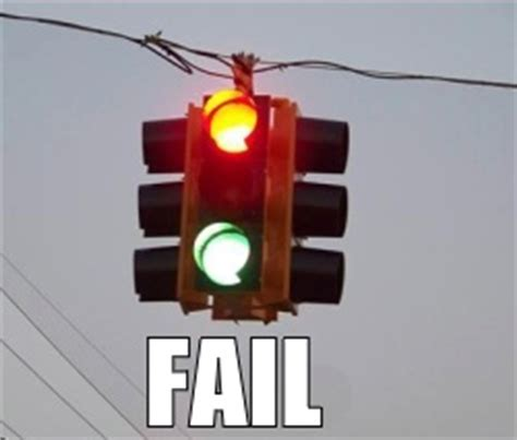 A Yellow Traffic Light Means by What Does A Yellow Traffic Light Really
