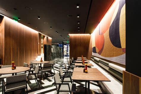 milk design athens athens hotel that s a nod to classic modernism design milk