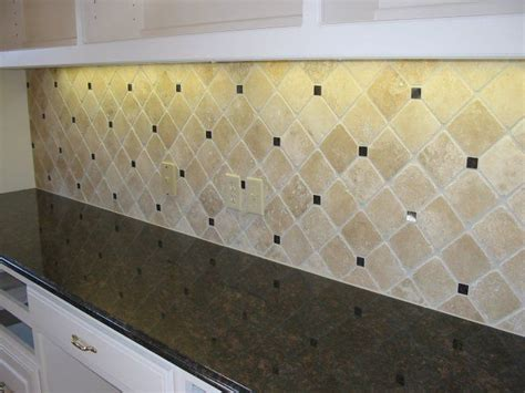 tumbled marble kitchen backsplash tumbled marble backsplash 4x4 crema tumbled marble with
