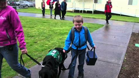 service dogs for autism autism service kept out of school