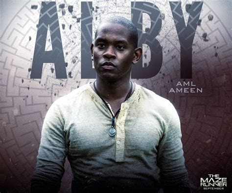 Alby Gamis alby the maze runner wiki fandom powered by wikia