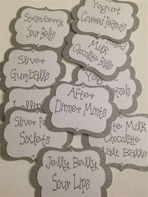 buffet tags buffet tags