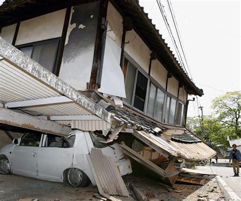 Japan Aftershock japan earthquake kills 9 followed by strong aftershocks