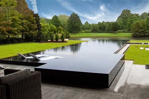 designer pools overlooking eternity the magic of vanishing edge