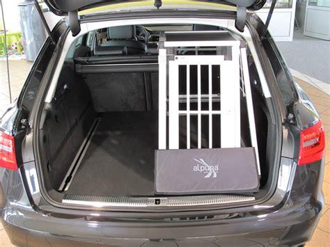 Hundebox Audi A6 by Transportbox N24 Gt 82x60x63cm Notausstieg Bunte Katze De