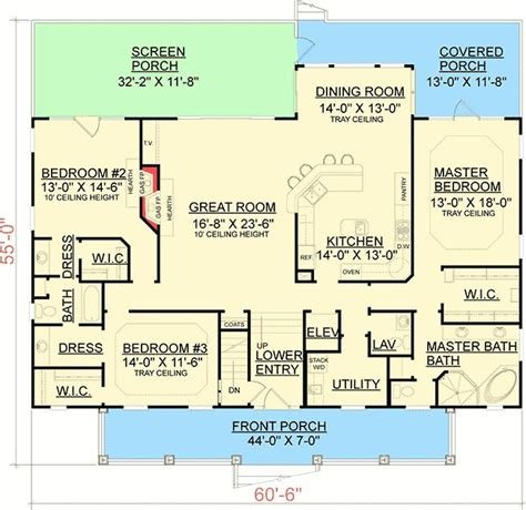 low country floor plans best 25 low country homes ideas on southern