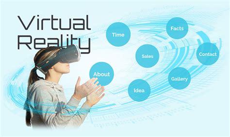 Virtual Reality Presentation Prezi Template Prezibase Augmented Reality Ppt Template