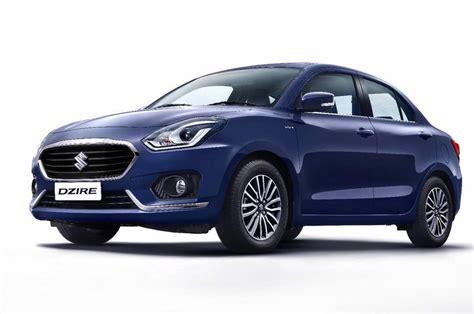 Maruti Suzuki Dzire Price In India 2017 Maruti Dzire Revealed As Indian Luxury Spec
