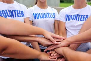 Volunteer In Volunteering Work May Assist Those With Mental Health
