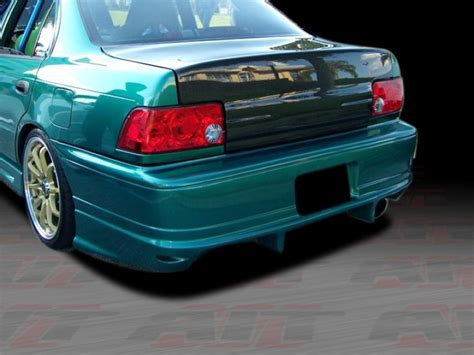 1993 Toyota Rear Bumper Bmx Style Rear Bumper Cover For Toyota Corolla 1993 1997