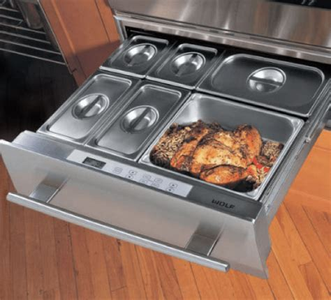 Warming Drawers For The Kitchen by Technology Taking Your Kitchen Part 2 The Kitchen