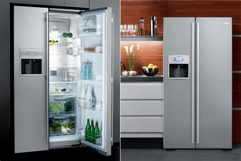 frigorifero doppia porta americano frigoriferi side by side electrolux doppia porta stile