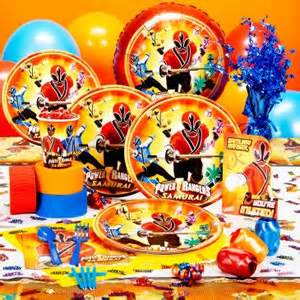 Power Rangers Favors by Power Ranger Birthday Ideas