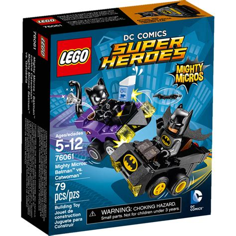 Lego 76061 Mighty Micros Batman Vs With Vehicle lego mighty micros batman vs set 76061 brick owl lego marketplace