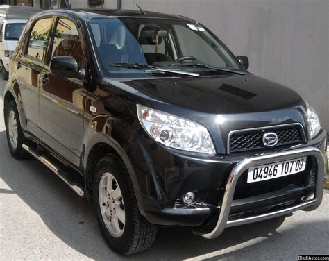 Daihatsu Terios 2007 2007 daihatsu terios ii pictures information and specs