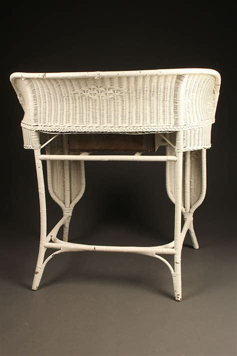 Wicker Vanity by Wicker Vanity
