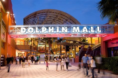 layout of dolphin mall dolphin mall keeps growing