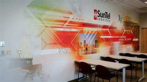The Office Mural by Office Wall Murals Wall Mural Decals Custom Wall Mural