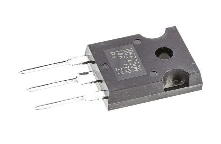mosfet transistor uk irfp250npbf infineon irfp250npbf n channel mosfet 30 a 200 v hexfet 3 pin to 247ac infineon