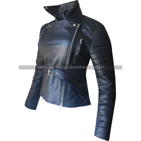 Burberry Leather Quilted Jacket by Bilson Burberry Prorsum Quilted Leather Jacket