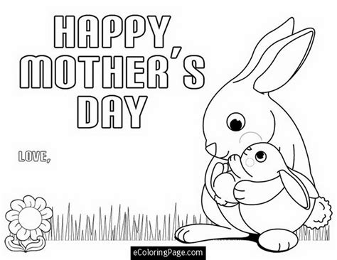 coloring pages mothers day mothers day coloring pages cards image search results