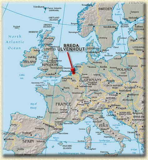 breda netherlands map weethet hansie goes usa