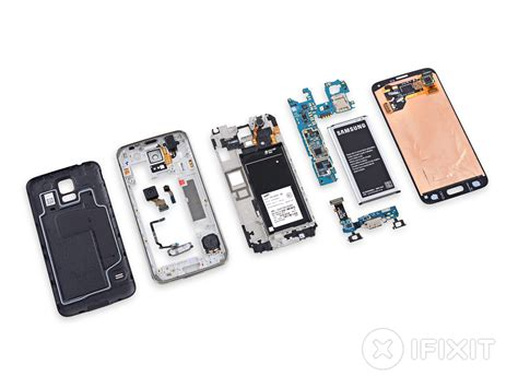 samsung galaxy s5 teardown ifixit