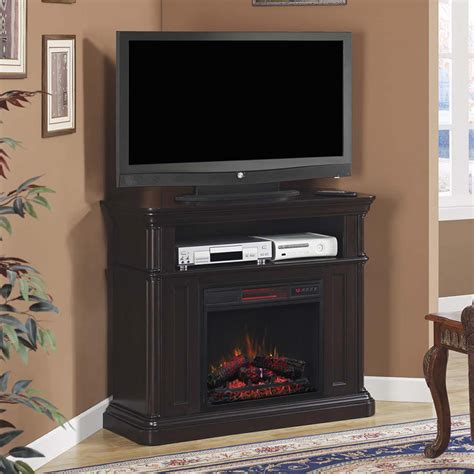 oakfield wall or corner infrared electric fireplace media