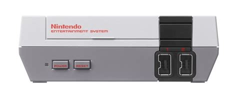 nintendo new console nintendo announces new nes console ign