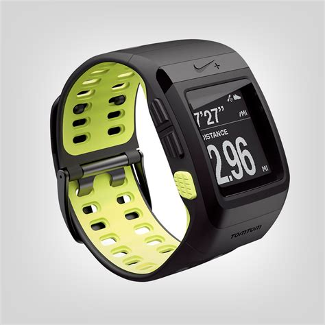 nike sportwatch gps with sensor