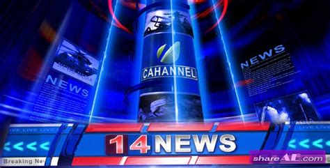 templates after effects free news after effects news template broadcast design news package