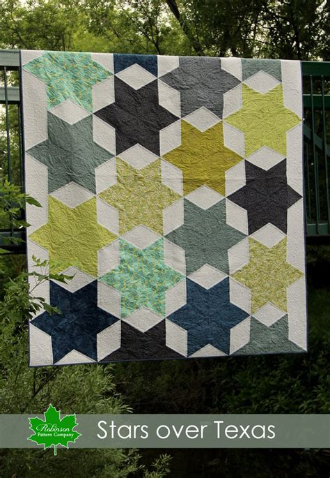 quilt pattern companies stars over texas quilt pattern digital download