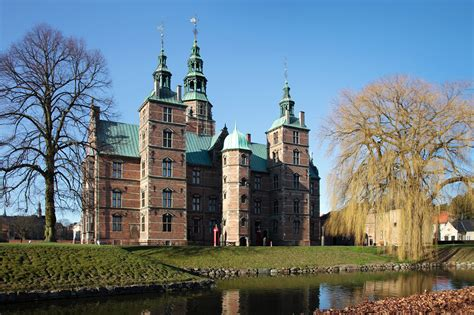 Country Style Houses by Rosenborg Castle