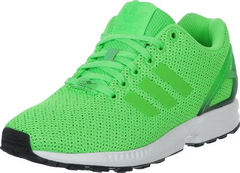 Adidas Zx Flux 34 adidas zx flux shoes green