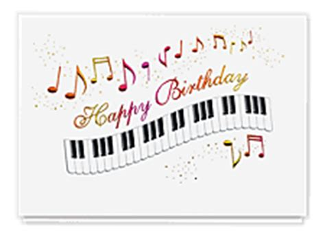music themed birthday quotes magical birthday wishes card 197ay business birthday cards