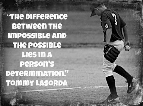 baseball quotes  determination quotesgram