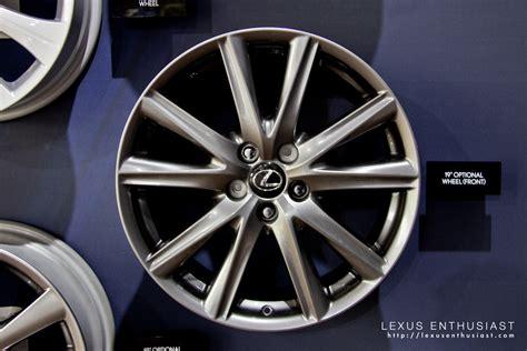 lexus rims 2013 lexus gs 350 wheel options lexus enthusiast