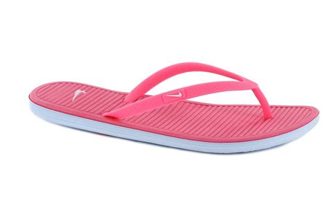 pink nike sandals nike s solarsoft ii thongs sandals flip flops shoes