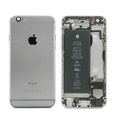 mint refurbished original apple iphone 6s housing assembly battery mid frame ebay