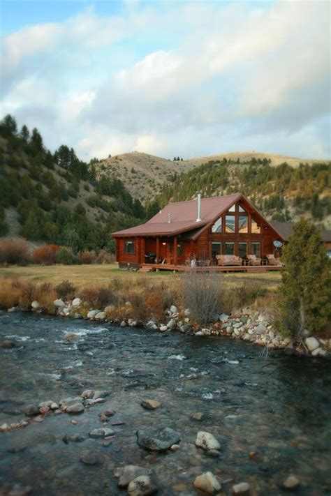 Rental Cabins In Montana by Rock Creek Cabin Rentals And Montana On
