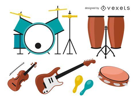 descargas resoluciones ministeriales por instrumento paquete de instrumentos musicales descargar vector