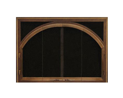 David Fireplace Doors by Fireplace Doors Chicago Glass Fireplace Doors Arlington